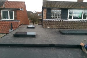 Residential Extension – RubberBond Fleeceback