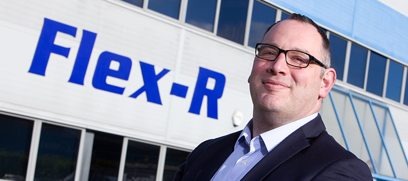 Flex-R signs General Electric deal