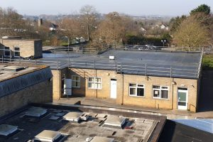 School Roofs - Many schools have roofs which are coming to the end of their natural life