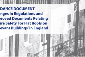 New Guidance on Fire Regulations for Flat Roofing 2021